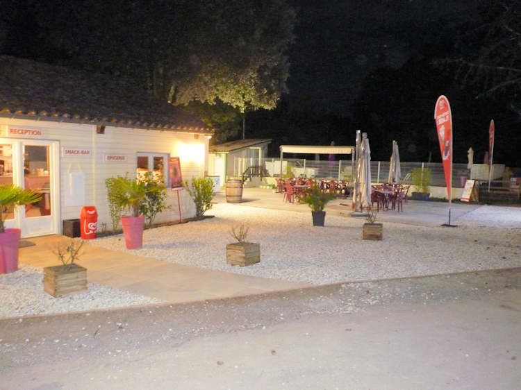 reception accueil camping cevennes